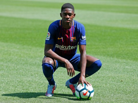 Ousmane Dembele follows Liverpool's Philippe Coutinho amid Barcelona transfer rumours