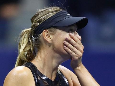 Maria Sharapova explains US Open tears after epic win over Simona Halep
