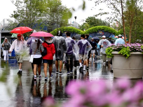 Rain cancels majority of US Open Day 2 matches but Rafael Nadal & Roger Federer will get job done