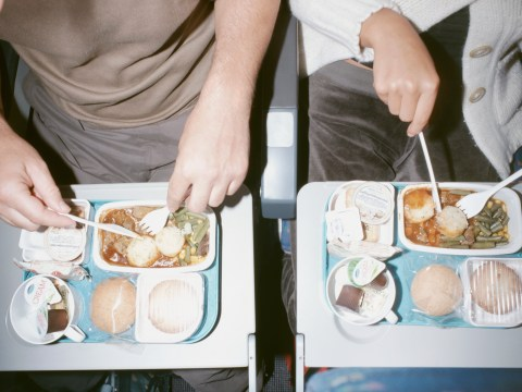Gluten-free travellers reveal their best and worst experiences with in-flight food