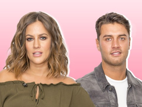 Caroline Flack's reps deny that the Love Island presenter is dating Mike Thalassitis