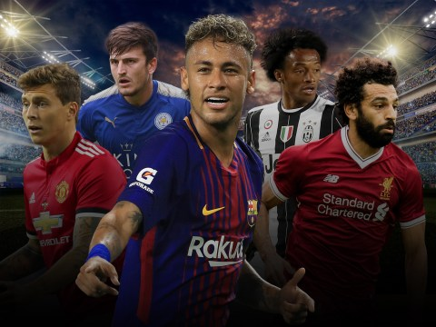 Salah, Matic and Cuadrado feature in XI that could have been signed for the £198m Neymar fee