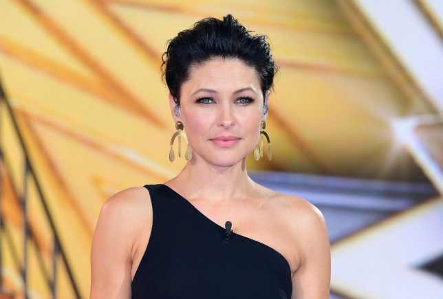 Host Emma Willis during the live final of Celebrity Big Brother, at Elstree Studios in Borehamwood, Hertfordshire. PRESS ASSOCIATION Photo. Picture date: Friday August 25, 2017. Photo credit should read: Ian West/PA Wire.