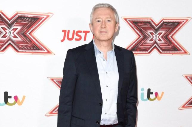Mandatory Credit: Photo by FeatureflashSHM/REX/Shutterstock (9033761j) Louis Walsh 'The X Factor' TV show press launch, London, UK - 30 Aug 2017