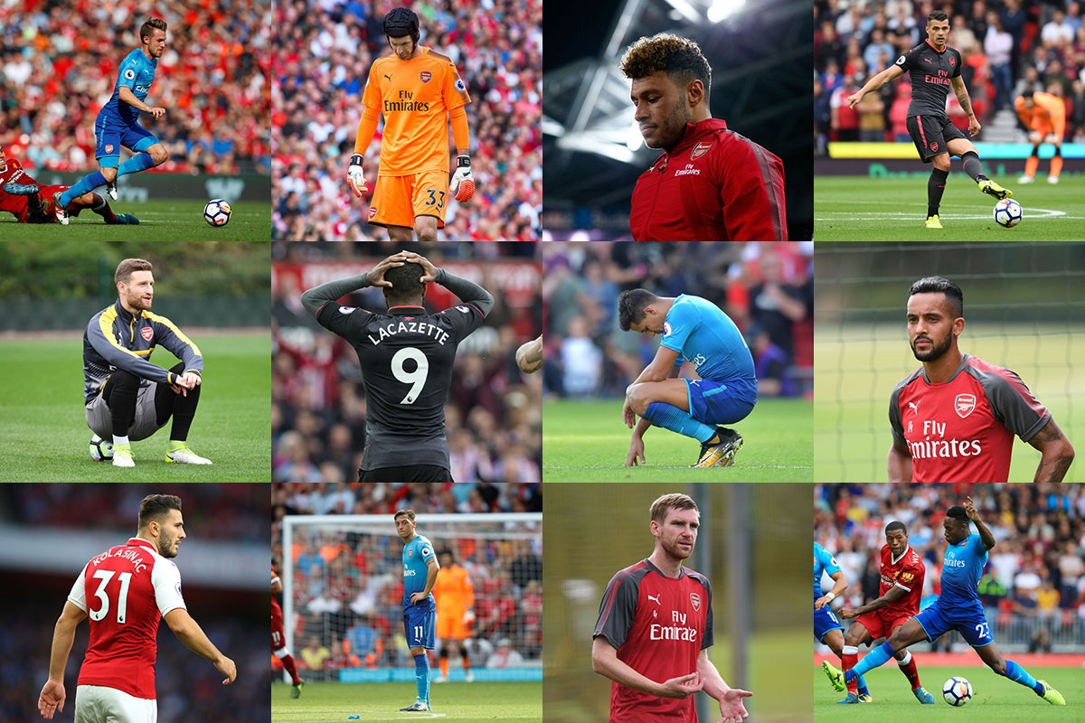 Champions League star, mid-table man or relegation scrapper: What level are Arsenal's players really at?