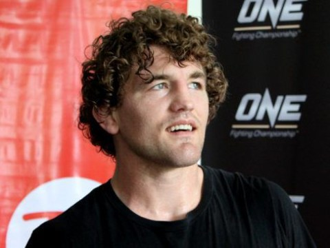 One Championship's Ben Askren looking to stay undefeated at ONE: Shanghai