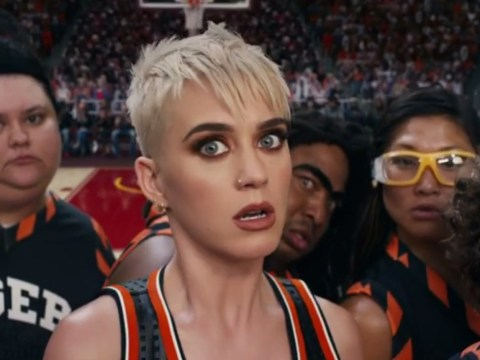 Katy Perry drafts in Game Of Thrones and Glee stars for music video to alleged Taylor Swift diss track