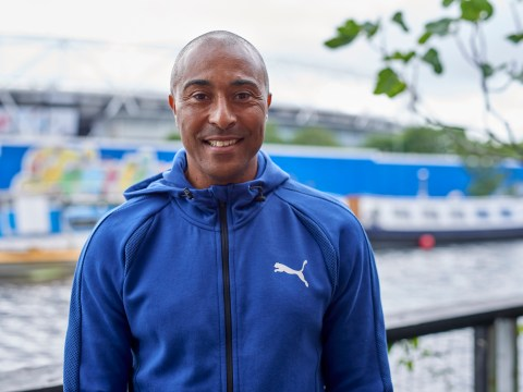 What it's like to be one of the fastest men in the world, according to Colin Jackson
