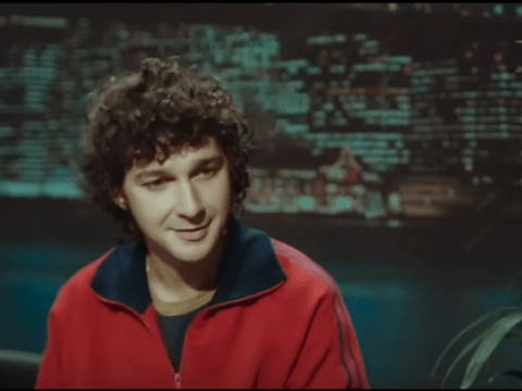 Shia LaBeouf looks the part in a tense new trailer for Borg/McEnroe biopic film