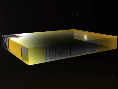 Here's how to safely view the solar eclipse using just a cereal box