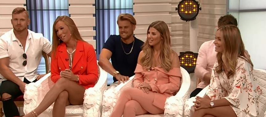 Contestants of ITV2's brutal new show Bromans say they were 'tricked into thinking it would be a nice holiday'