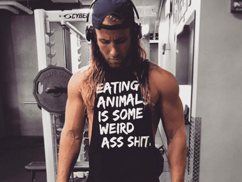 Meet 'Vegan Thor', the bodybuilder proving that you don't need to eat meat to get gains