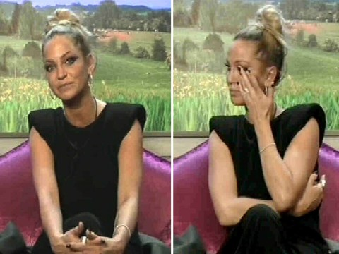 Celebrity Big Brother: Sarah Harding breaks down as she admits to feeling lost after Girls Aloud split