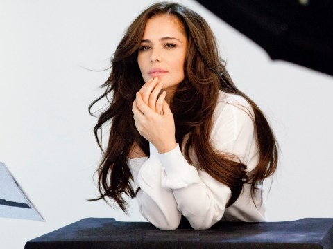 Cheryl shows brunettes always win by unveiling her first professional photo since she gave birth for L'Oréal