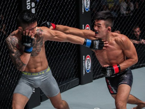 Christian Lee says he's training to be 'The best martial artist in the world'