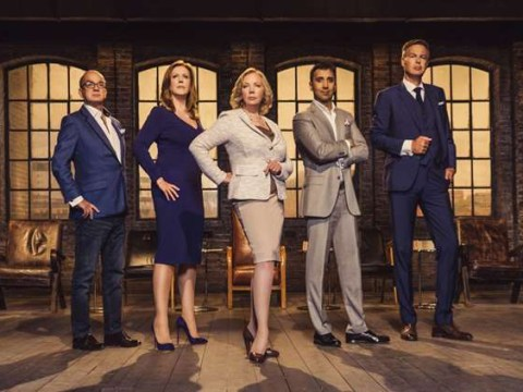 When does Dragons' Den start and who are the dragons this series?