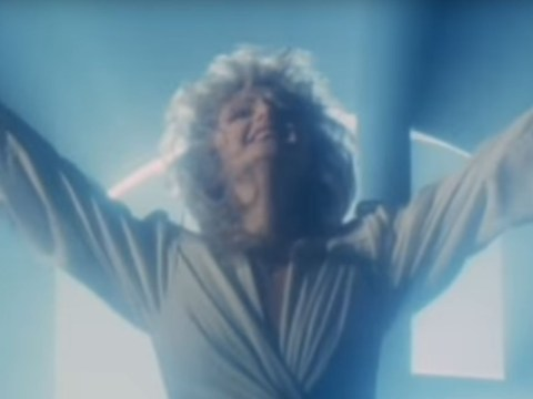 Sales of Bonnie Tyler's Total Eclipse of the Heart have gone through the roof