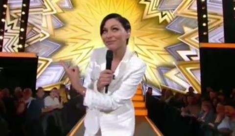 Celebrity Big Brother plays wrong VT on live TV, but Emma Willis handles it like a pro