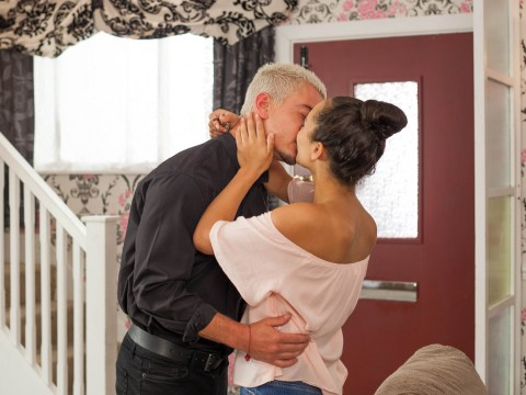 Hollyoaks spoilers: Myra discovers the truth about Joel and Cleo
