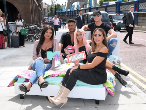 Geordie Shore on Snapchat and Instagram – all the cast's accounts