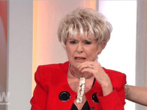Gloria Hunniford breaks down as she reveals how Strictly helped her cope with grief
