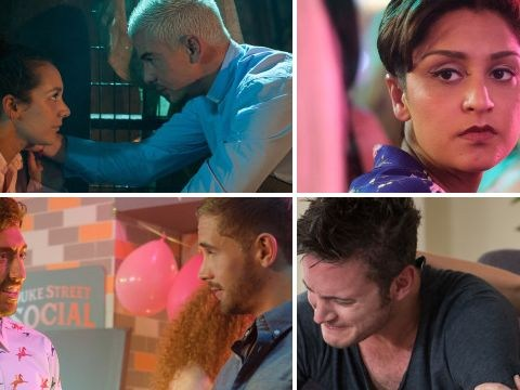 Cleo's hostage horror, Mandy's shock decision and 8 more Hollyoaks spoilers revealed