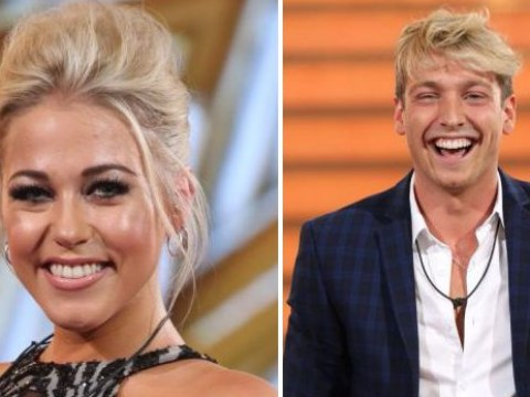 Amelia Lily and Sam Thompson have been on a date – but did they kiss?