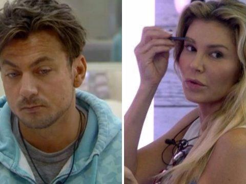 Celebrity Big Brother: Paul Danan and Brandi Glanville up for eviction in killer nomination twist