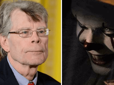 Even Stephen King admits he 'wasn't prepared' for terrifying new movie It