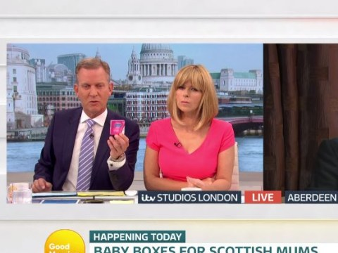 Scottish politician throws major shade at Jeremy Kyle when asked why new mothers need condoms