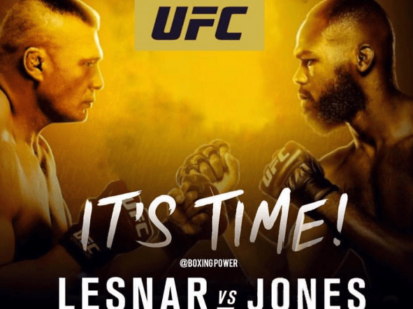 Jon Jones believes super-fight with Brock Lesnar can be as big as Mayweather vs McGregor