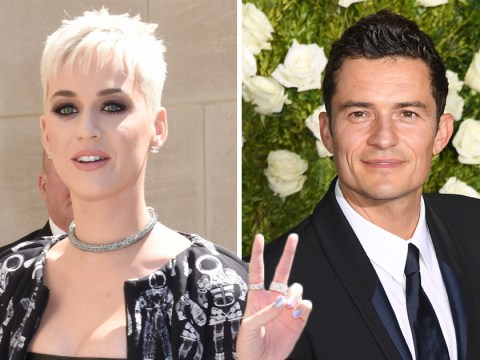 Katy Perry downplays Orlando Bloom reunion rumours