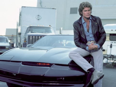 David Hasselhoff in talks with Guardians Of The Galaxy's James Gunn for new Knight Rider movie