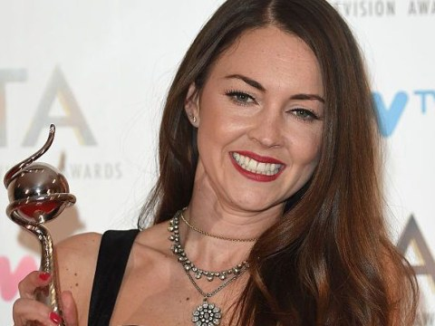 EastEnders star Lacey Turner has doubts that she deserved her NTA award