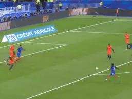Arsenal and Liverpool transfer target Thomas Lemar scores stunner for France v Netherlands
