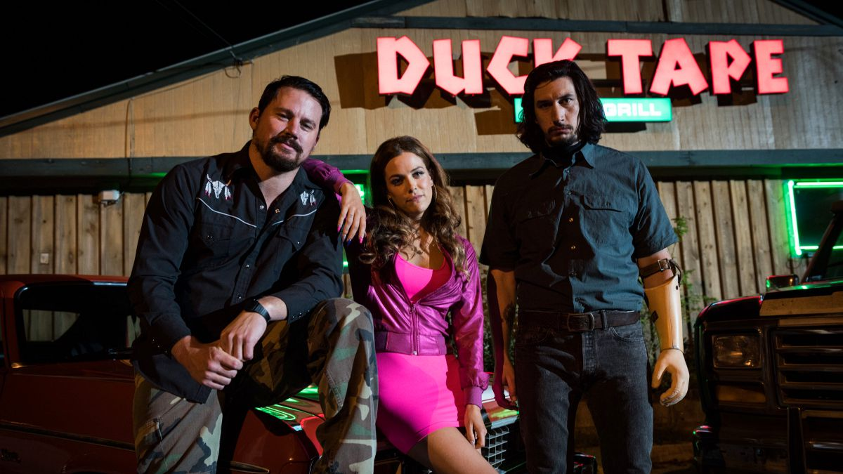 Logan Lucky review: An all-American heist film that flips Ocean's 11 for Trump country
