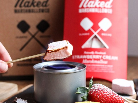 You can now buy marshmallows injected with gin and Prosecco