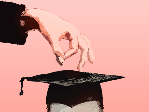 On your A-level results day, here's some important advice from a 30-something white, middle class man