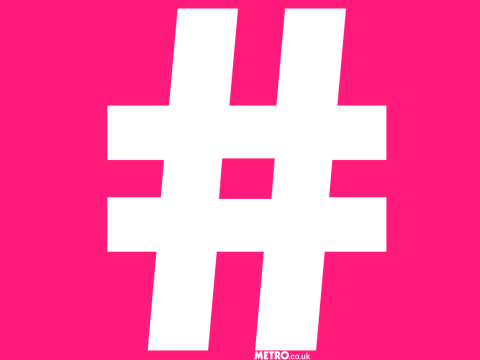 Happy 10th birthday hashtag! Symbol celebrates 10 year use on Twitter