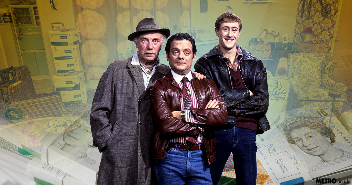 Del Boy and Rodney would be millionaires if Only Fools And Horses was set in 2017