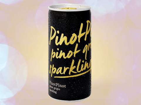 Sparkling wine in a can is here to save you from your dreary Friday commute