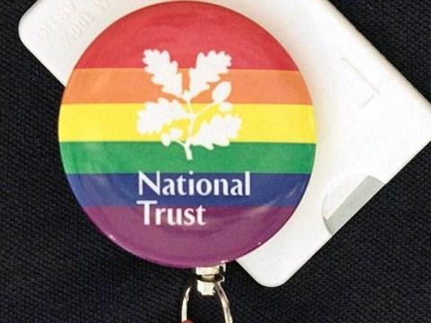 National Trust backs down over ordering volunteers to wear Pride badges