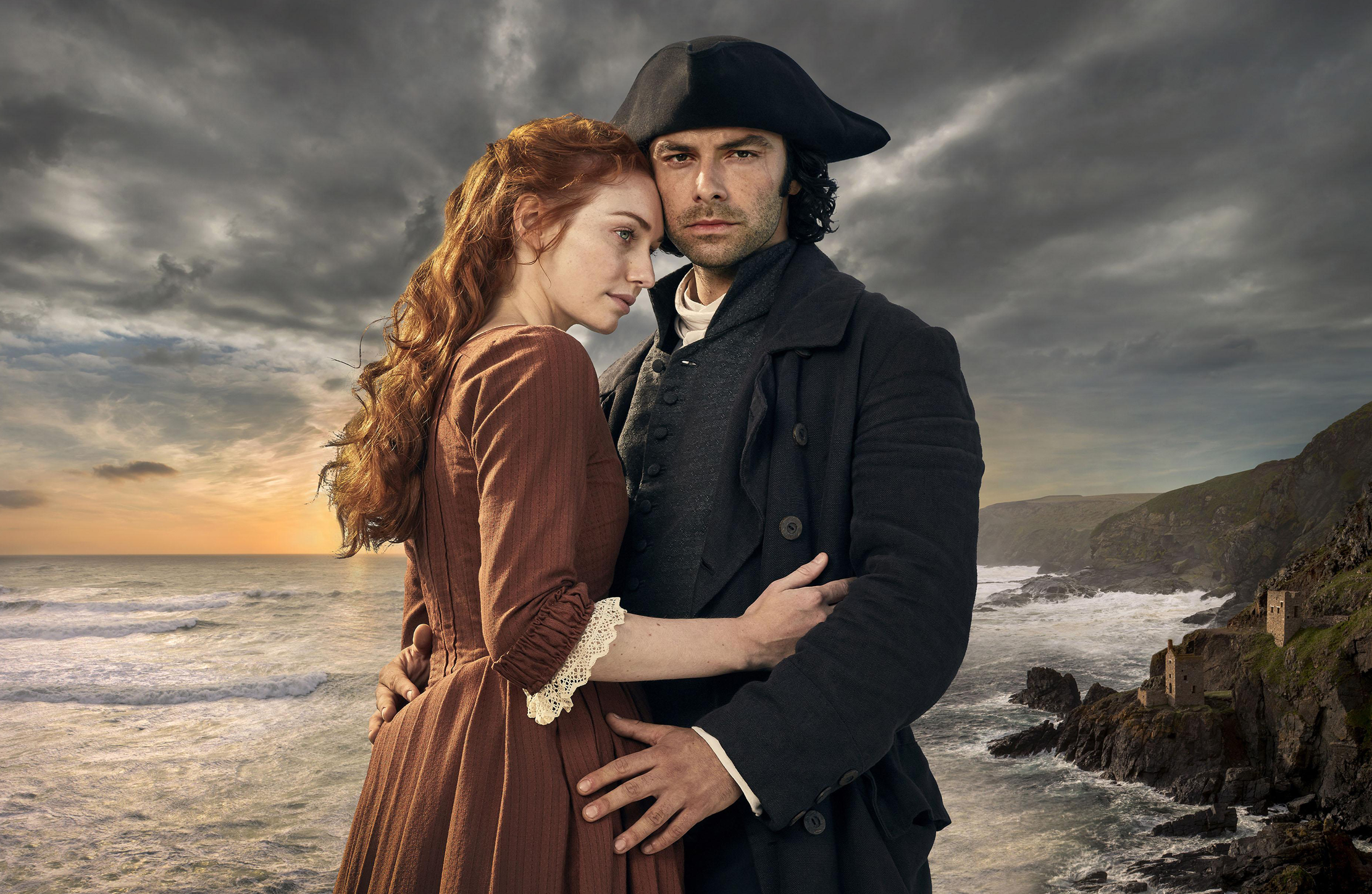 Aidan Turner thinks season 5 of Poldark could be the last 'for a while'