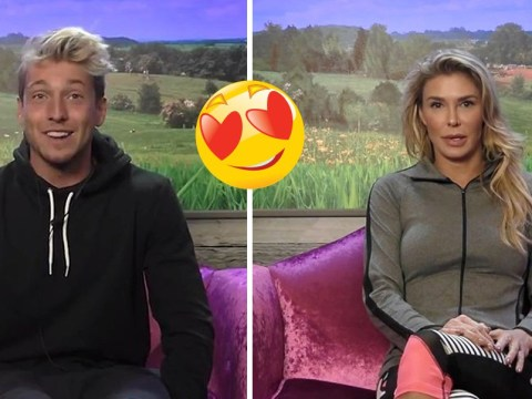 CBB's Sam could be a toyboy as he admits to huge crush on Brandi