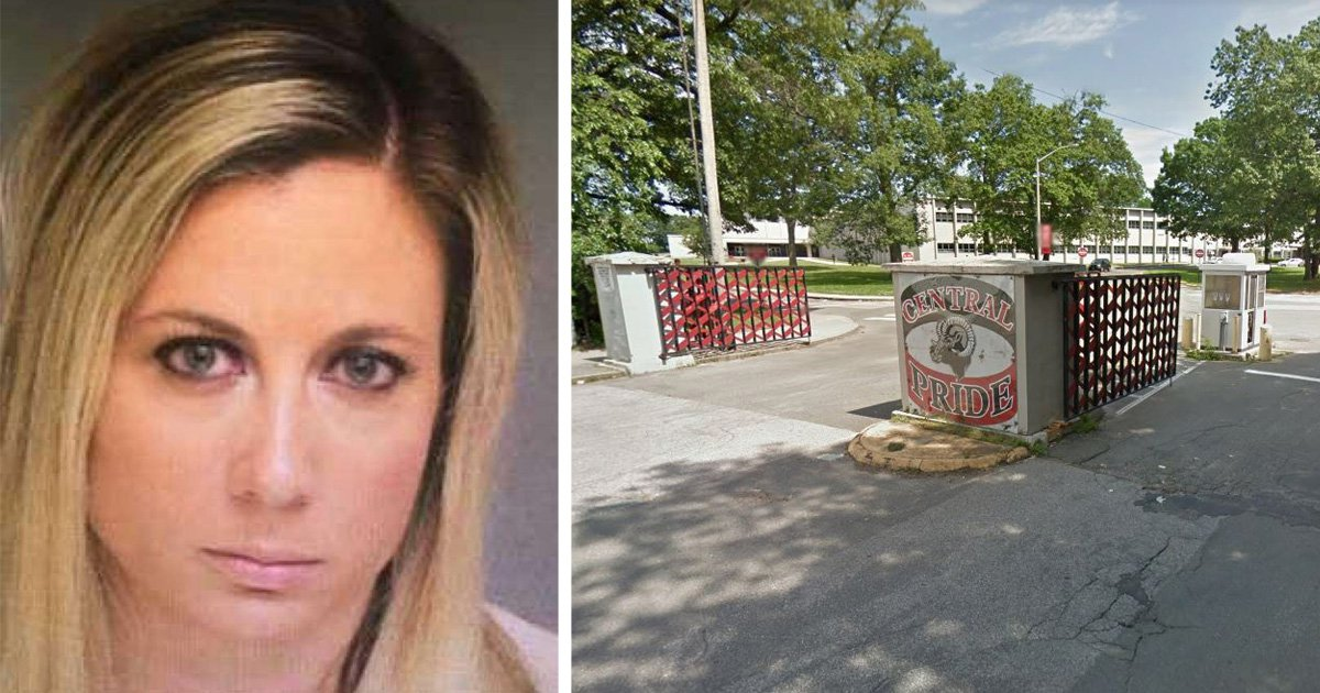 Teacher 'had sex with special educational needs student in her car'