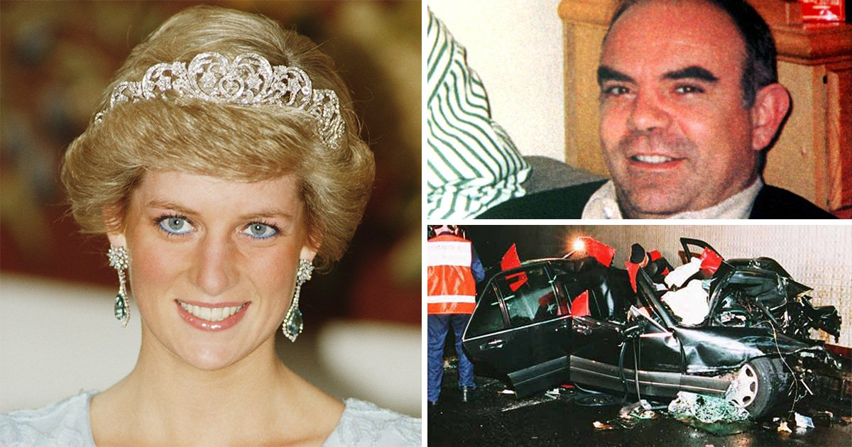 Father of Diana's driver 'was told by police that she was murdered'