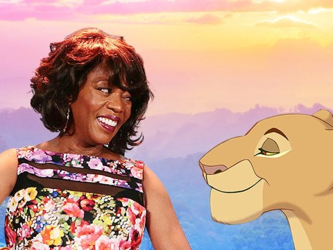 Marvel stars Alfre Woodard and John Kani will play Simba's mother and Rafiki in The Lion King