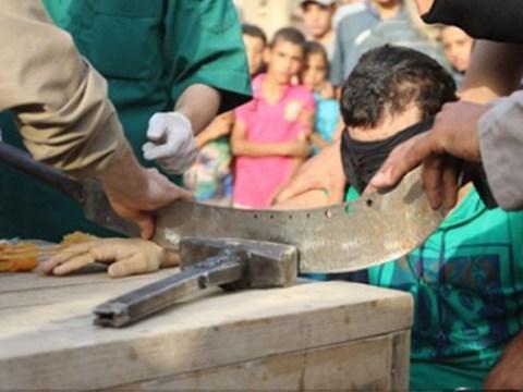 ISIS using brutal punishments in desperate bid to secure Syria regime
