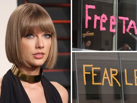Taylor Swift thanks company who supported her through groping trial by sending them flowers