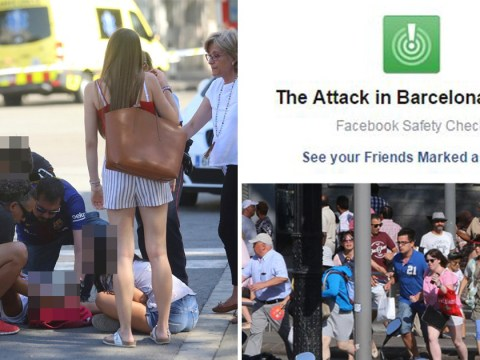 Facebook activates Safety Check for Barcelona terror attack